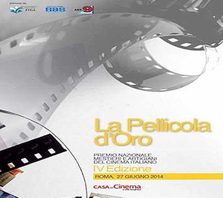 Premio Pellicola D'Oro 2014