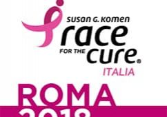 RACE FOR THE CURE Italia
