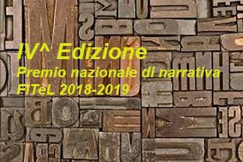 """IV^ EDIZIONE del Premio nazionale di narrativa """"Storie Inaspettate"""" della FITeL 2018"""