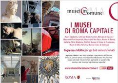 Mostre in corso nei Musei del Comune di Roma dicembre 2018