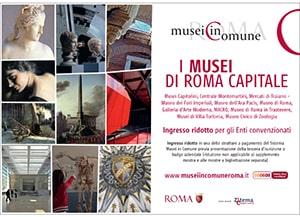Programma delle mostre in corso nei Musei in Comune di Roma