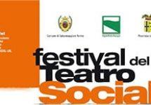 Festival del Teatro Sociale: Proscenio aggettante con Fitel Lazio
