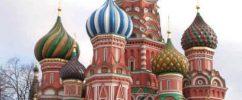 Tour San Pietroburgo e Mosca