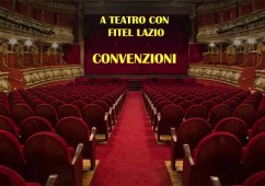 Teatri di Roma convenzionati con Fitel Lazio