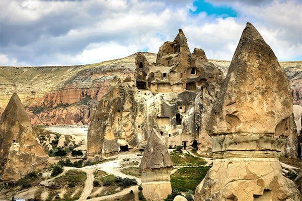 TOUR Cappadocia e Istambul