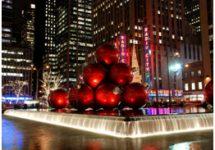 SHOPPING DI NATALE a NEW YORK
