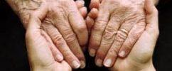 Aiuto alle famiglie con persone anziane e ad anziani che vivono soli