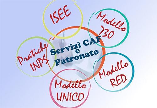 Servizi di Patronato-Caf in sede Fitel Lazio