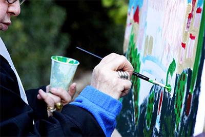 """""""Disegniamo la fortuna"""" bando per artisti integrati attività no-profit"""